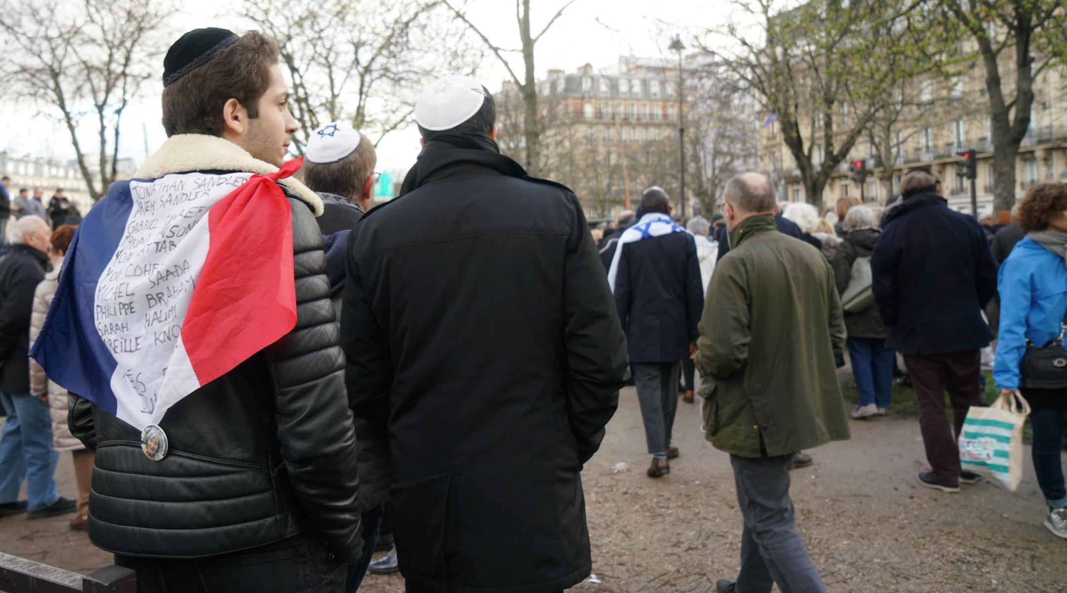 Paris Jewish Center Destroyed by Arson