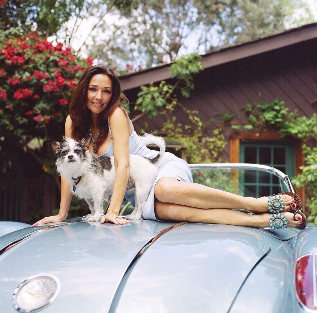 Carole Raphaelle Davis Jinky Hollywood Dog