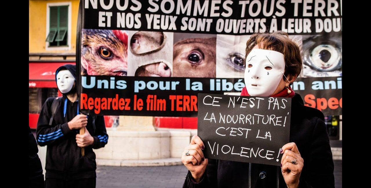 Vegan Activists Disrupt Sunday Mass